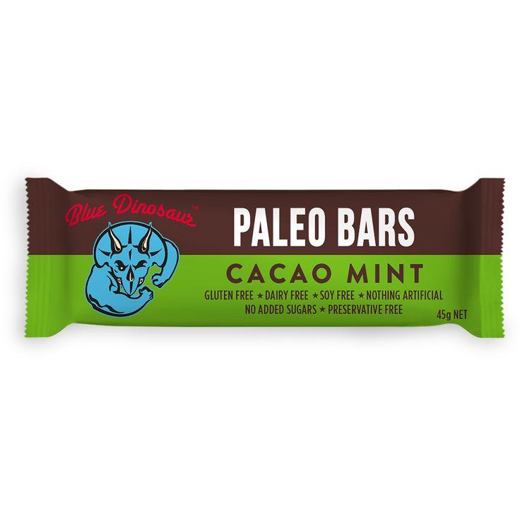 Cacao Mint #paleobars #glutenfree #soyfree #dairyfree #veganfood #superfood #nutbar #organicfood