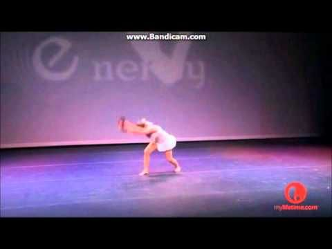 "Dance Moms - Brooke Hyland's Solo ""Diary of Anne Frank"""
