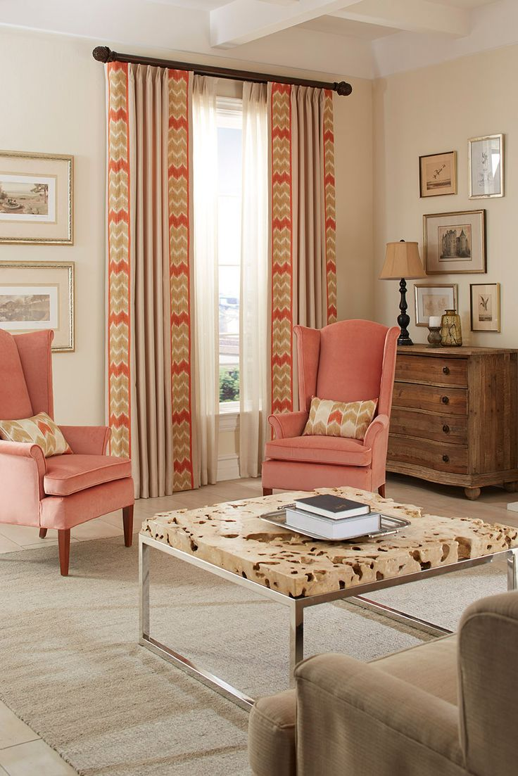 An elegantly stained wood collection, Fabricut's Wood Classics is made from the finest hard maple and available in four furniture-inspired finishes that bring a warm natural beauty to any décor. Standard, passing and traverse options are available.