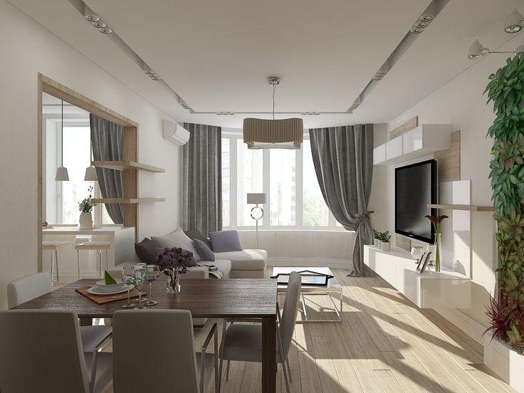 Квартира в г. Мытищи - Дизайн студия Евгении Ермолаевой. Картинка 6