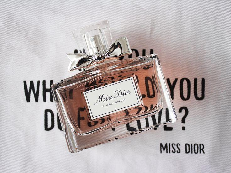 La nueva fragancia Miss Dior Eau De Parfum