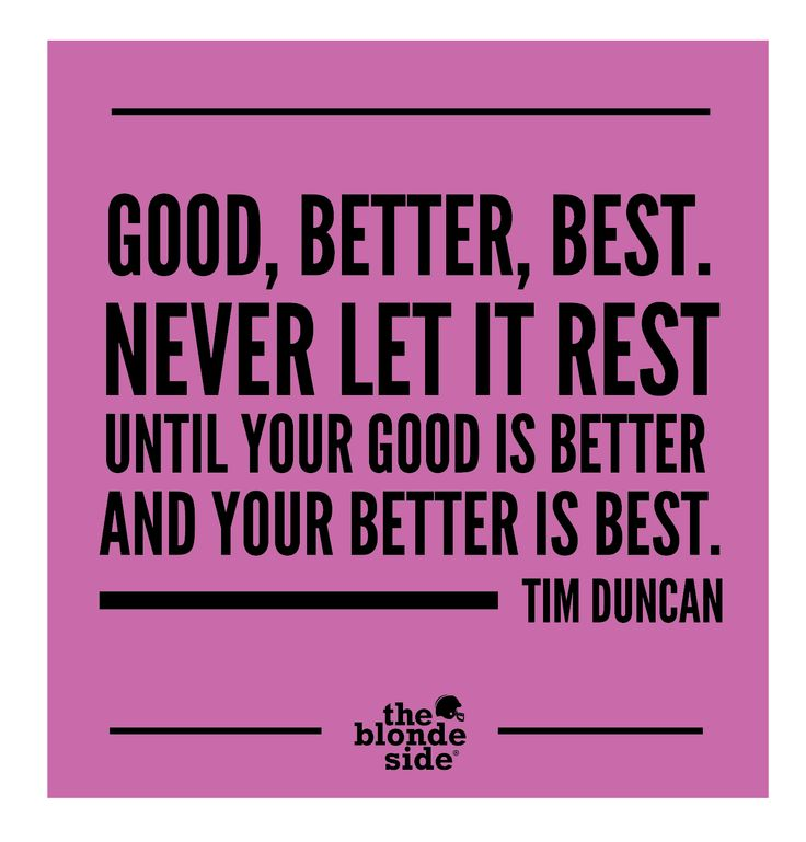 wise words from the big man Tim Duncan (and Dr. Seuss I guess!), #sports #quotes - TheBlondeSide.com