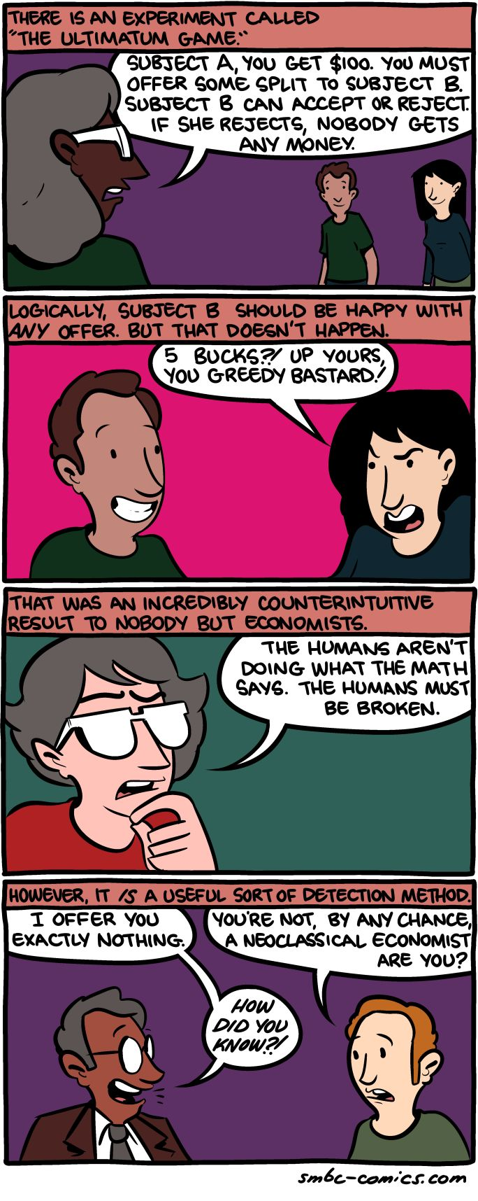 Saturday Morning Breakfast Cereal. Economics. Again and always.