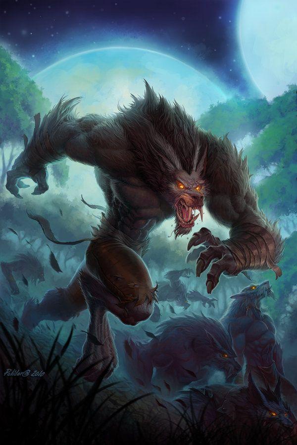 185 best Werewolf images on Pinterest | Wolves, Werewolves ...