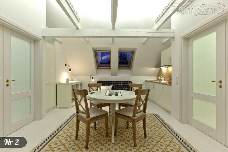 Mansardinis kambarys viloje Balta Balta