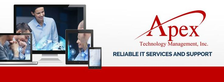 Apex Technology Management, Inc. has been providing technology solutions, business consulting and Healthcare IT Consultation for over 20 years. We also provide Managed IT Services, Disaster Recovery and specialized Cloud products.