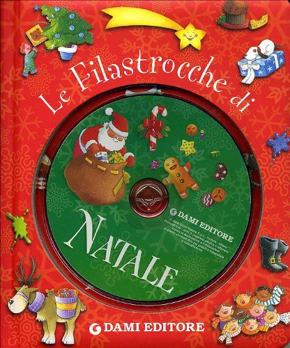 Tante belle e divertenti filastrocche di Natale da leggere, ricordare e ascoltare.