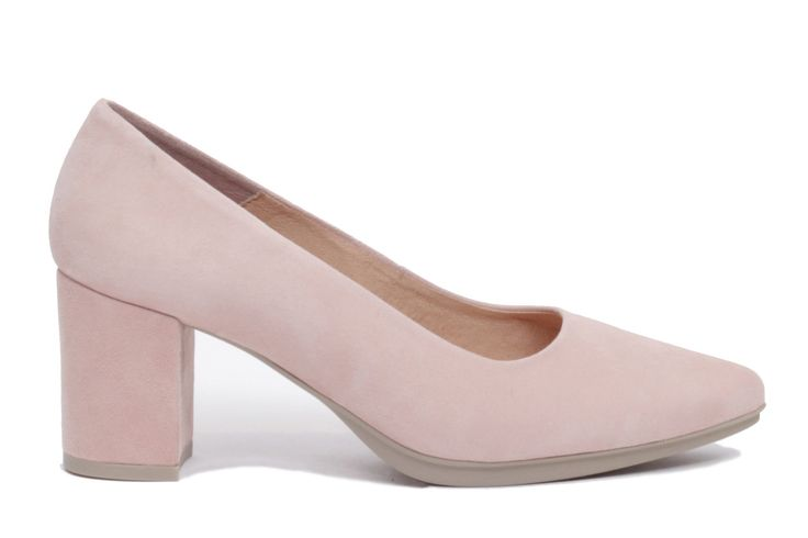 miMaO Urban S Rosa Lady  – Zapato mujer salon de tacon rosa vestir cómodo maquillaje -  women high heels shoes sand pink make up color comfort pumps