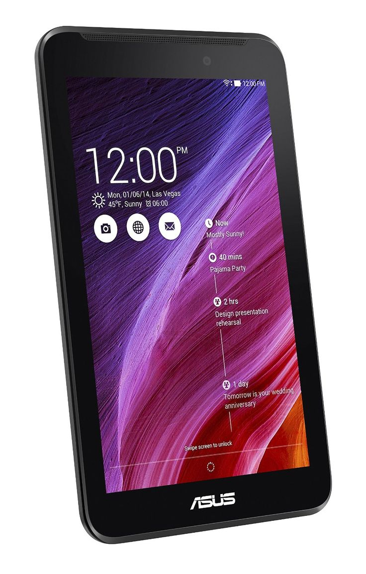 Save 19% on the ASUS MeMO Pad 7 7-Inch  Intel Atom 16GB  Android 4.3  Tablet