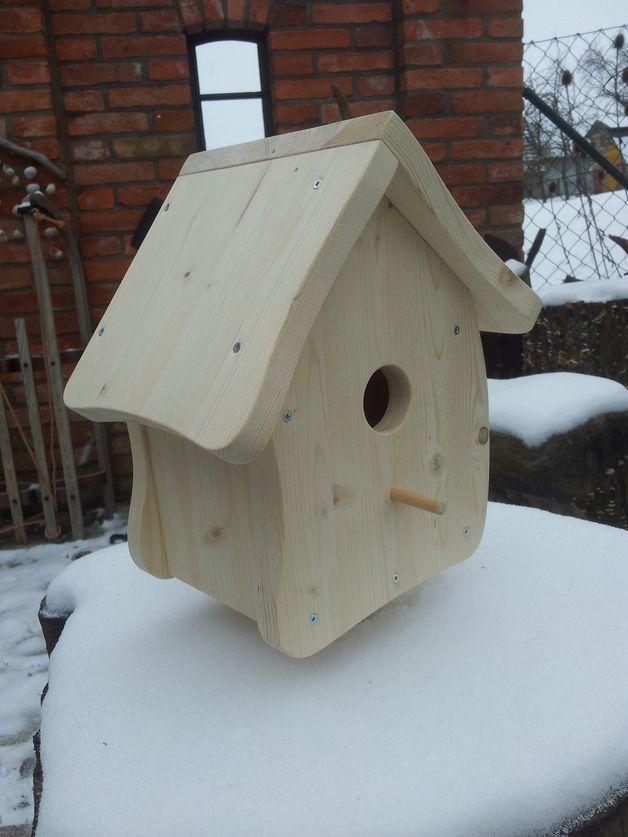 25 einzigartige vogelh uschen selber bauen ideen auf for Holzverbindungen herstellen