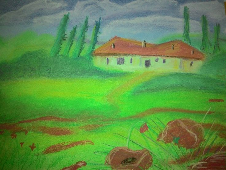 Provence (soft pastel)
