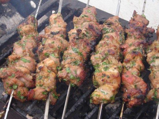 Moroccan barbecilus