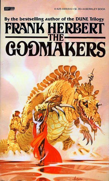 Frank Herbert - the godmakers