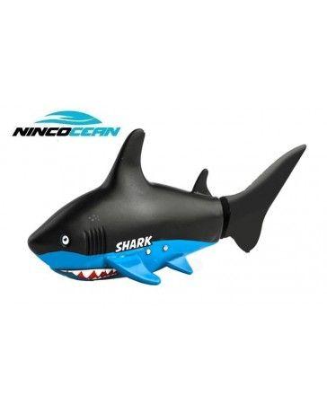 Lancha Nincocean Tiburon Negro