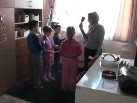 Komplex csoportos fejlesztő foglalkozás - óvodáskorú gyermekekkel