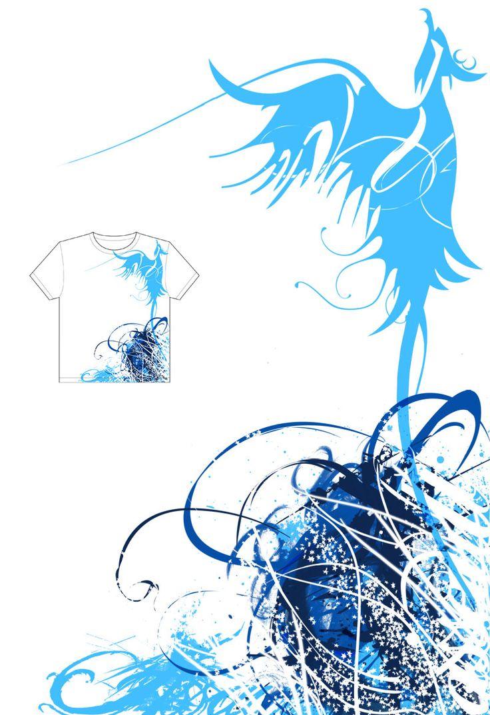Shirt design examples - T Shirt Design 003