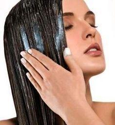Truques para ter um cabelo brilhante - 7 passos - umComo
