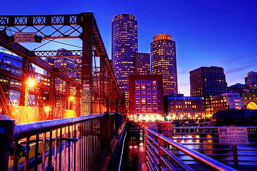 Boston your my home..