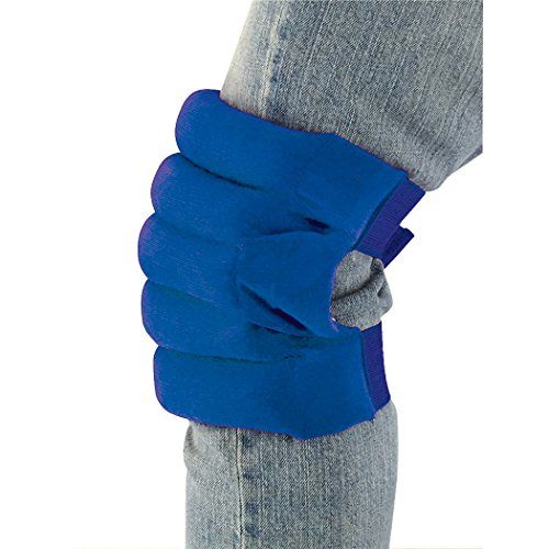 Sensacare Hot & Cold Natural Therapy Knee and Elbow Pack, Blue, 1.4 Pound //Price: $24.99 & FREE Shipping //