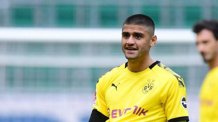 Borussia Dortmund Mahmoud Dahoud Saisonaus Nachster Bvb Star Verletzt Dortmund Borussia Dortmund Bvb