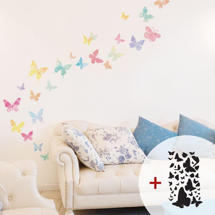 Promo : Stickers décoratifs d'intérieur