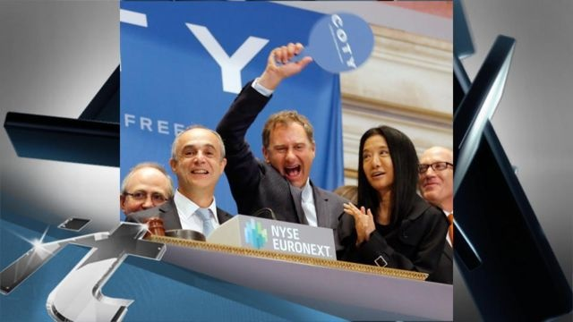 VIDEO: New York Breaking News: Coty Falls in 1st Day Trading as a Public Company - http://uptotheminutenews.net/2013/06/13/asia/video-new-york-breaking-news-coty-falls-in-1st-day-trading-as-a-public-company-2/