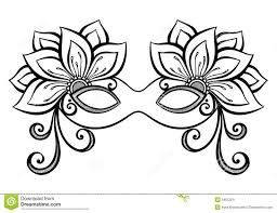 """Résultat de recherche d'images pour """"masquerade mask templates"""""""