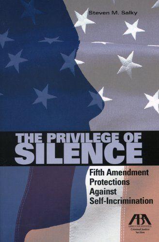 5th amendment bar