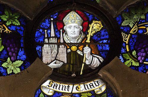 Saint Chad of Lichfield