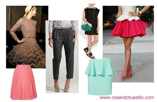 Como vestirme si tengo caderas estrechas  http://creandotuestilo.com/2012/07/03/como-vestirme-si-tengo-caderas-son-angostas/