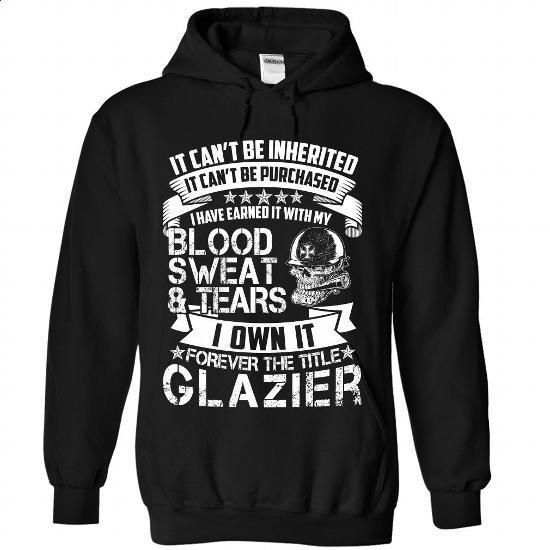 Glazier - #shirtless #cotton t shirts. MORE INFO => https://www.sunfrog.com/No-Category/Glazier-5048-Black-Hoodie.html?60505