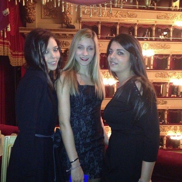 @eleonoracanovi Alla Scala😊 #teatro#alla#scala   Social ...