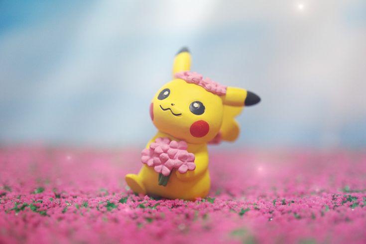 Female Pikachu #pokemontoys #toyphotography #pokemontoy #pokemonultrasun #pokemonultramoon #pokemongo #pokemonwallpaper  #pikachu