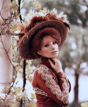 Barbara Streisand in Hello, Dolly!