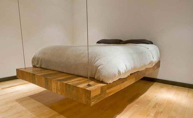 Floating Bed Frame Canada