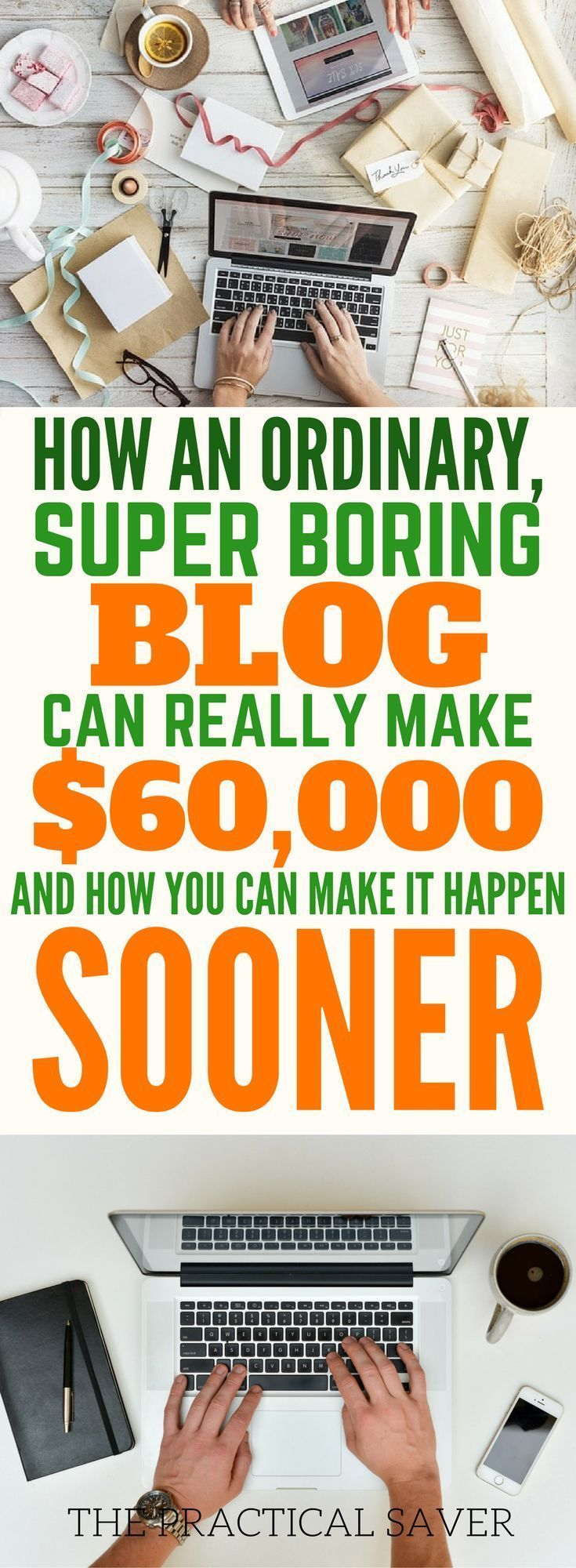 Looking for side hustle tips or passive income ideas? I have made over $60,000 with blogging. Blogging helps me earn extra money online and save extra money. I feel like I have work from job or part time jobs residual income. If you are looking for blogging tips, entrepreneur ideas, or want to be blogging for money, then, this post is for you. Definitely pinning! #howtostartablog #startablog #makemoneyblogging #easybloggingguide #easyblog #blog #sidehustlesuccess #sidehustle #sidehustlejobs