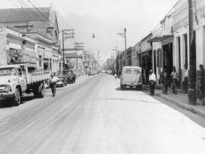 Rua da Mooca (1957) | Fonte: Almanaque Folha