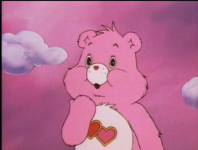 image result for care bear aesthetic love alot bear tumblr hintergrunde glucksbarchis bar care bear aesthetic love alot bear