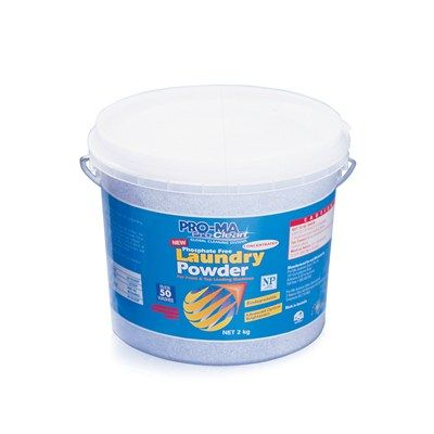 Laundry Powder 2Kg  Www.pro-masystems.com.au/liesl