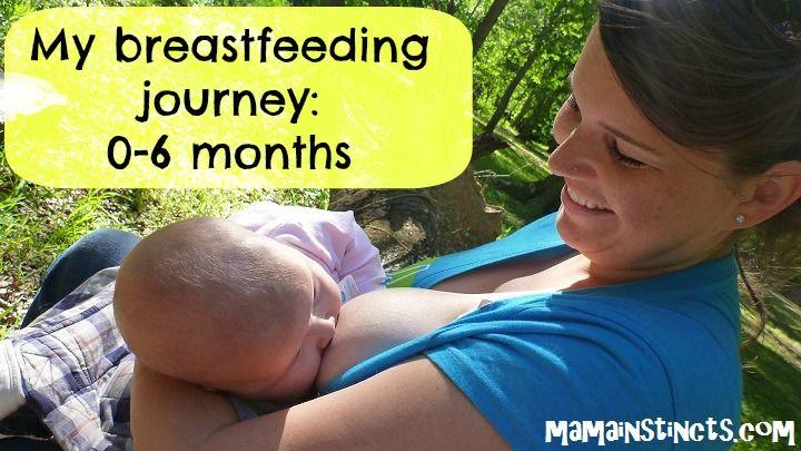 breastfeeding until 6 months