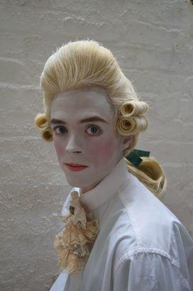 Costume Wigs Men 18th Century 12