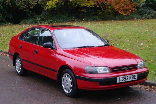Toyota Carina E GLi.. Auto.. Low Miles.. FSH.. Bargain.. For Sale (1994)