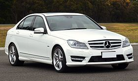 2011 Mercedes-Benz C 250 CDI (W204) BlueEFFICIENCY Avantgarde sedan (2011-10-11).jpg