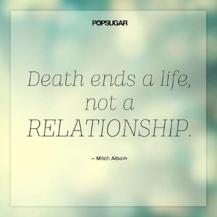 mourning end of relationship