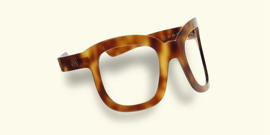 Ceci n'est pas une paire de lunettes.