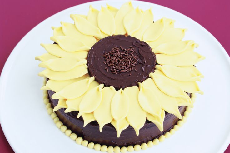 Chocolate ganache is the perfect topping to moist sponge cakes and delicate cupcakes.