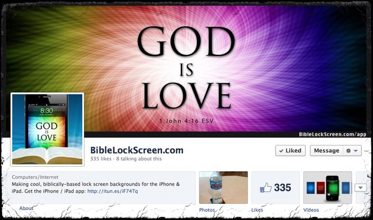 Christian Facebook Covers – Evangelize with your profile ...