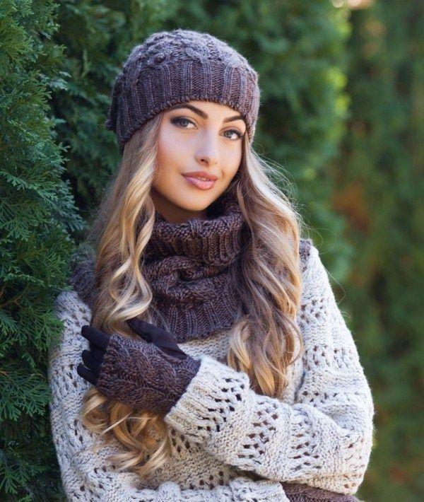 Модные женские шапки 2019-2020, новинки, тенденции, фото ...