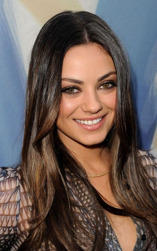 Mila Kunis. Absolutely gorgeous <3