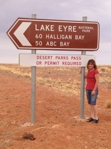 Travel Advice when visiting lake Eyre